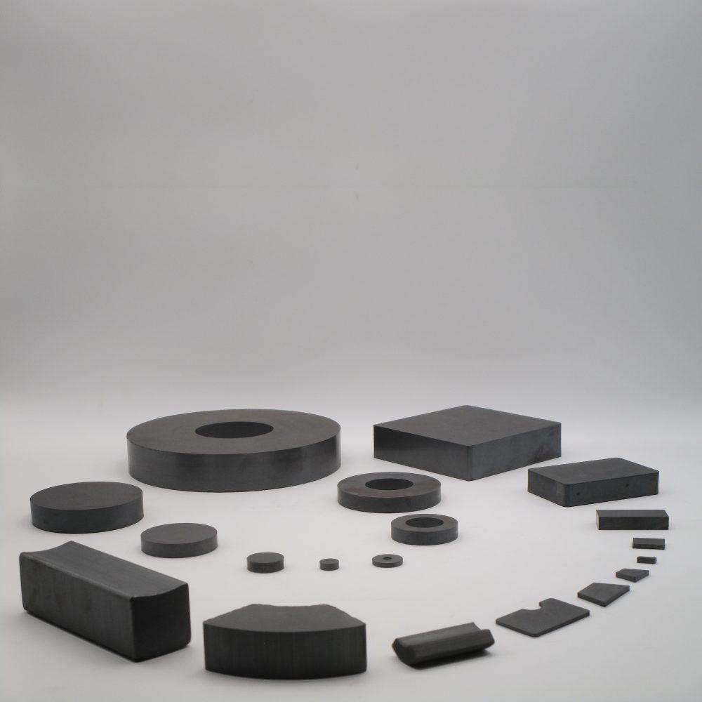 Magnete Hartferrit