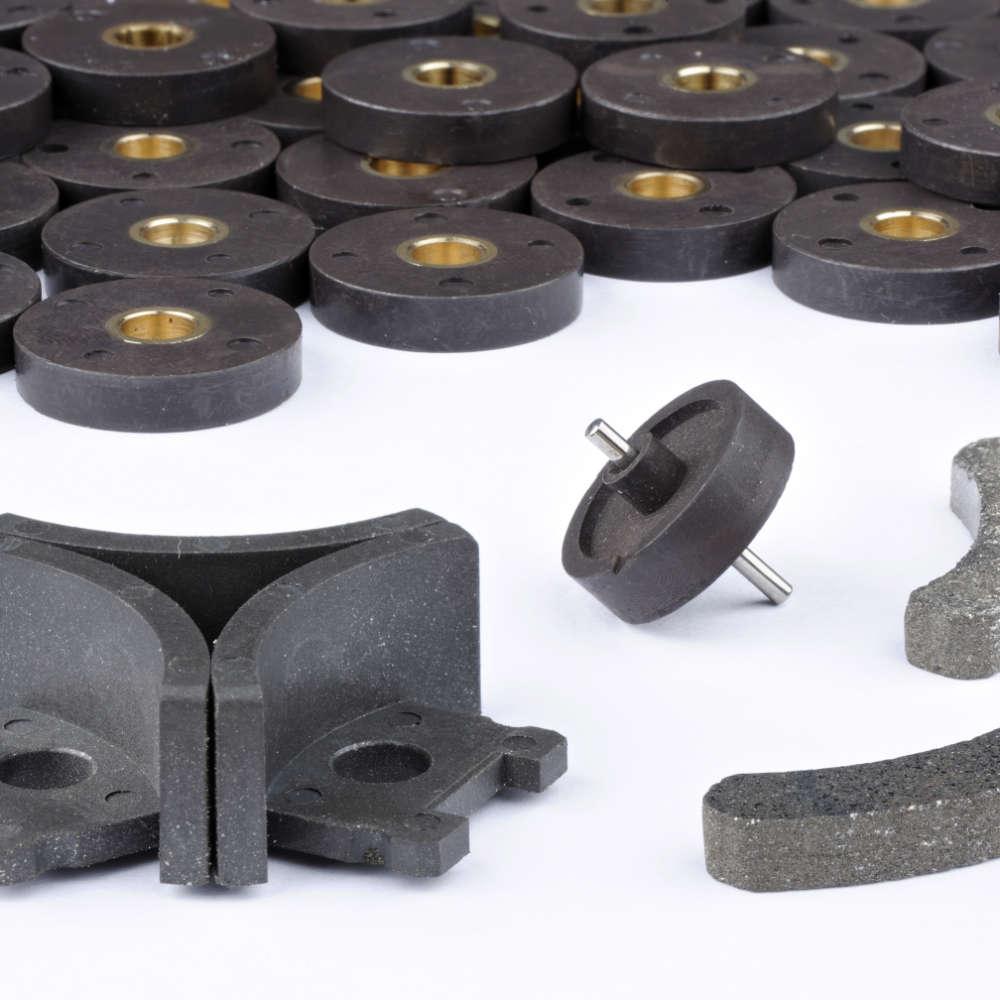 Kunststoffgebundene Magnete